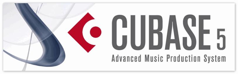 Cubase 5 логотип