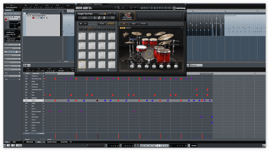 Cubase Elements Highlights