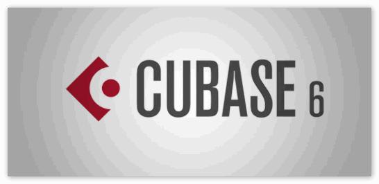Логотип Cubase 6
