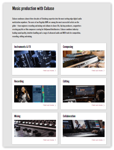 Обзор Кубейс на официальном сайте