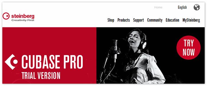 Официальный сайт компании Steinberg