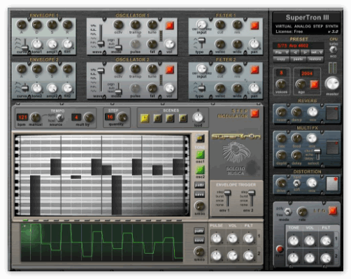 Плагин Solcito Musica Supertron v3.0 для Кубейс