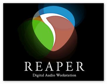 Программа Reaper лого