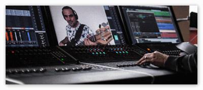 Работа со звуком в Курейс