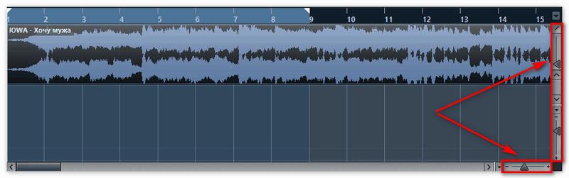 Регулятор звука в Кубейс