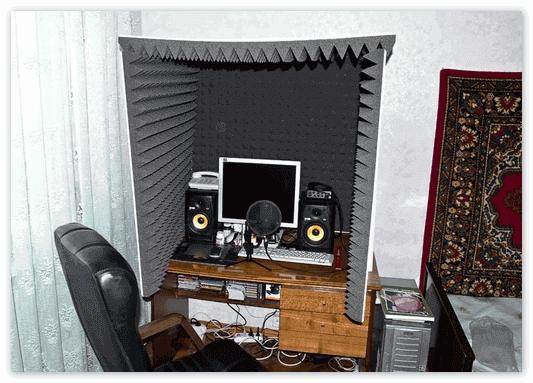Запись голоса дома через Кубейс