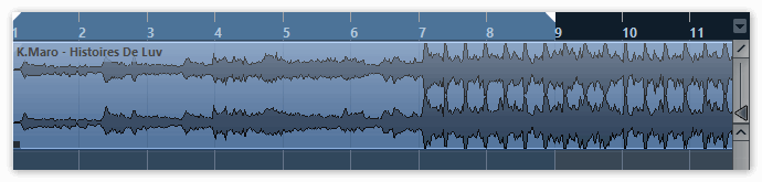 Звуковая дорожка в Кубейс 5